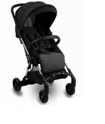 Wózek spacerowy ibebe mini, black oraz grey