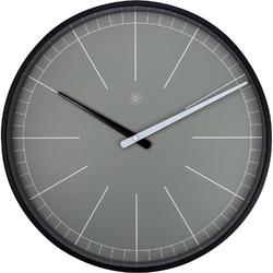 Zegar ścienny szary Gray nXt 40 cm 7328 GS