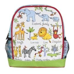 Dżungla plecak dla przedszkolaka