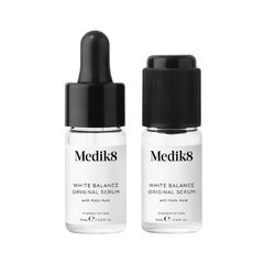 medik8 white balance original serum oryginalne serum rozjaśniające z kwasem kojowym 2 szt