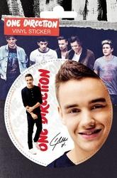 1D One Direction - Liam Payne - naklejka