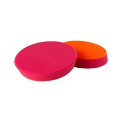 Adbl roller pad r-soft polish – średnio-miękki pad polerski, czerwony - 85100mm