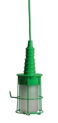 Lampa Ubiqua zielona