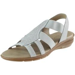 Sandały tamaris 28712 szare lt