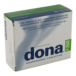 Dona 250 tabletki powlekane