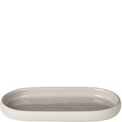 Podstawka łazienkowa ceramiczna blomus sono moonbeam b69060