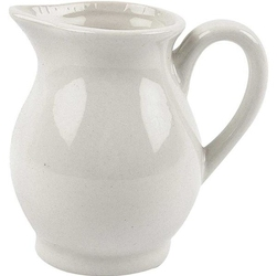 Porcelanowy dzbanek 8 cm