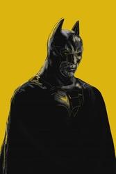 Batman - plakat premium wymiar do wyboru: 59,4x84,1 cm