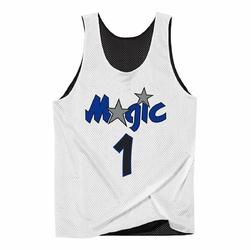 Koszulka Mitchell  Ness NBA Reversible Mesh Tank Orlando Magic Penny Hardaway - NNRMDA18007-OMABKWH1PHA94 - Penny Hardaway