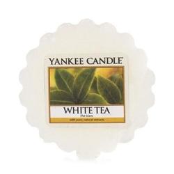 Yankee candle wosk white tea