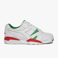 Sneakersy diadora cross trainer dx - zielony