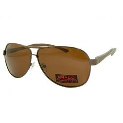 Okulary pilotki polaryzacyjne draco drm-9503c3