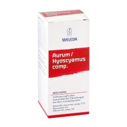 Weleda aurum  hyoscyamus comp. dil. krople