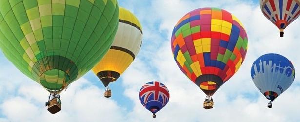 Lot balonem dla dwojga - trójmiasto