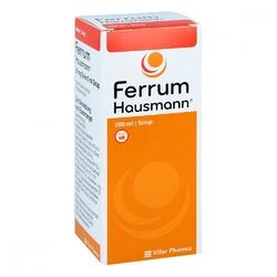 Ferrum hausmann syrop