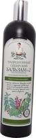 Babuszka agafia tradycyjny syberyjski balsam odżywczy do włosów nr 2 brzozowy propolis – regenerujący, 550ml