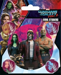 Guardians of the Galaxy Vol. 2 - naklejka