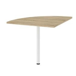 Blat narożny do biurka prima 80cm