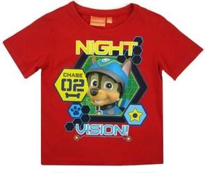 Koszulka psi patrol  night vision  dla chłopca 6 lat