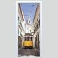 Fototapety na drzwi tramwaj 569a