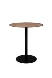 Dutchbone counter table braza round brown 2500010