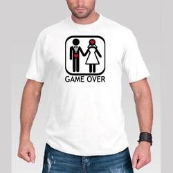 Koszulka - GAME OVER - PARA - L