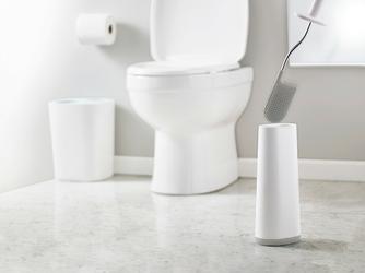 Szczotka do wc elastyczna flex joseph joseph szaro-biała 70515