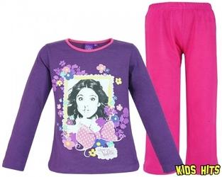 Piżama violetta ribbon 6 lat