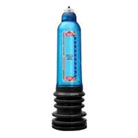 Sexshop - bathmate hercules - rewolucyjna pompka wodna powiekszająca penisa niebieska - online