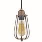 Altavola design :: lampa wisząca kopenhagen loft dark rusty