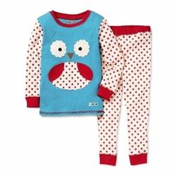 Piżama zoo sowa 3t