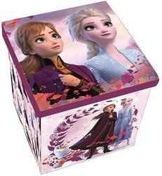 Pufa pudełko pojemnik frozen kraina lodu new