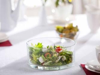 Salaterka  miseczka szklana edwanex 20 cm