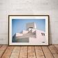Islamic art - doha - plakat premium wymiar do wyboru: 30x20 cm