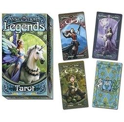 Karty tarota - legends tarot anne stokes