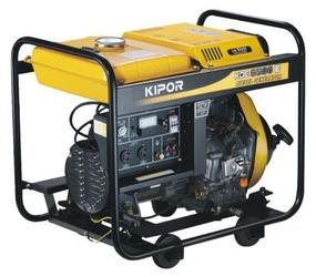Agregat prądotwórczy kipor kde6500e 5.0kva - szybka dostawa lub możliwość odbioru w 39 miastach