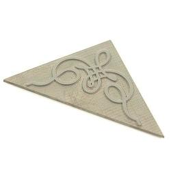 Stempel gumowy ornament 5x5 cm - 02