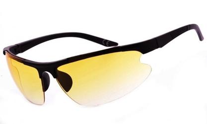 Rozjaśniające okulary do jazdy nocą dla kierowców sportowe dr-3140-c3