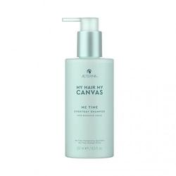 Alterna my hair my canvas me time everyday shampoo 251ml – szampon nawilżający na każdy dzień