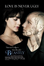 Beastly love is never ugly - plakat