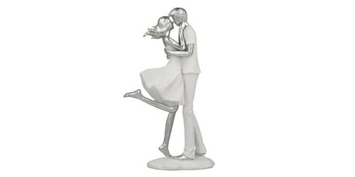 Duo figurka zakochani ażur 25 cm
