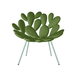 Qeeboo fotel filicudi jasna zieleń 17001br-ge