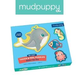 Puzzle sensoryczne mudpuppy - pod wodą