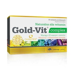 Olimp gold-vit complex x 30 tabletek