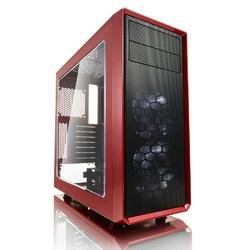 Fractal Design Focus G Red Window 2.5SDD uATXATXITX
