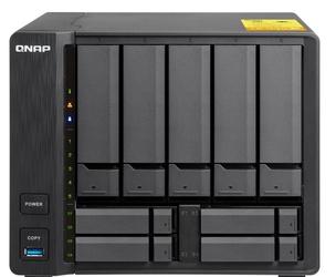 Sieciowy serwer plików nas qnap ts-932x-8g - szybka dostawa lub możliwość odbioru w 39 miastach