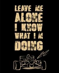 Kimi Räikkönen - plakat