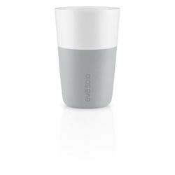 Eva solo - filiżanka do cafe latte 2 szt, 230 ml - kolor marble grey