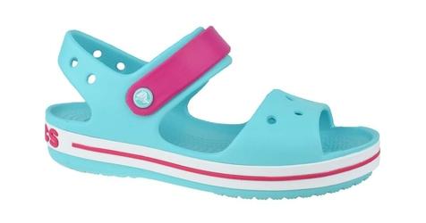 Crocs crocband sandal kids 12856-4fv 2728 niebieski