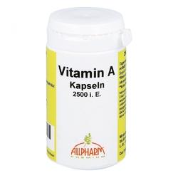 Vitamin a kapseln